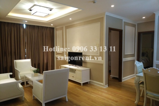 Leman Luxury building - Luxury Apartment 02 bedrooms for rent on Nguyen Dinh Chieu street, District 3 - 75sqm - 2200USD