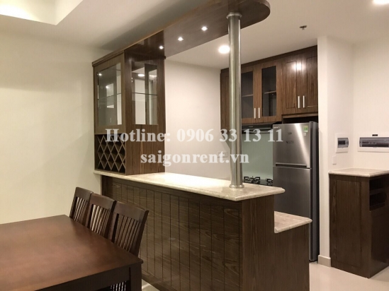 Tresor Building - Apartment 02 bedrooms for rent at 39 Ben Van Don street, District 4 - 65sqm - 1050USD