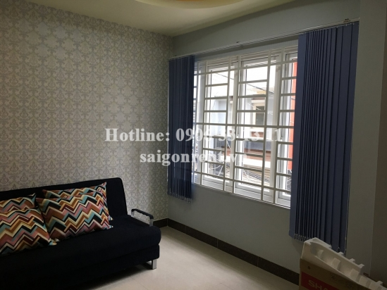 Serviced studio apartment 01 bedroom with 45sqm for rent at Phan Van Tri street , ward 11, Binh Thanh District- 500$