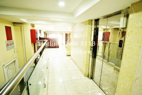 Serviced apartment 01 bedroom for rent on Tran Hung Dao street, District 1 - 45sqm - 525USD(12 Millions VND)