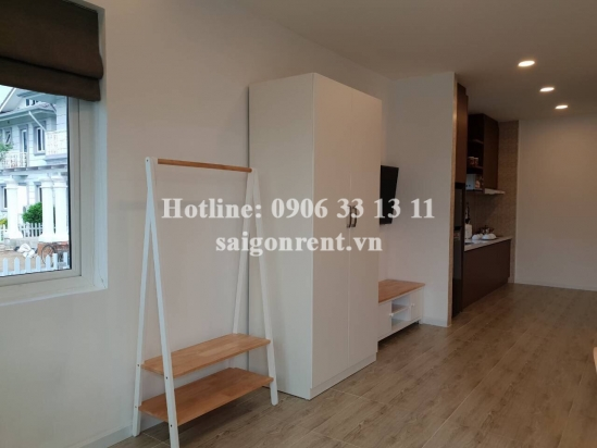 Thu Duc Garden Home Villa - Serviced Apartment 01 bedroom for rent on Route 13, Thu Duc District - 40sqm - 700USD