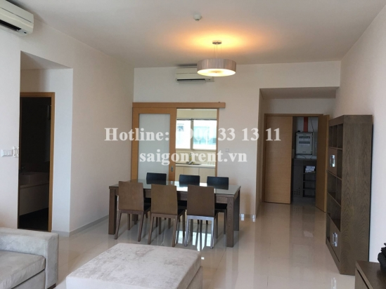The vista Building - Apartment 03 bedrooms on 12th floor for rent on Ha Noi highway - District 2 - 145sqm - 1500 USD