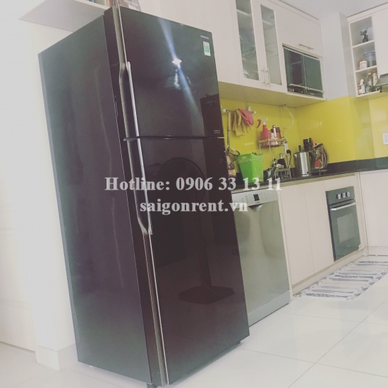 Parcspring building - Apartment 02 bedrooms for rent on Nguyen Duy Trinh street, District 2 - 70sqm - 600USD