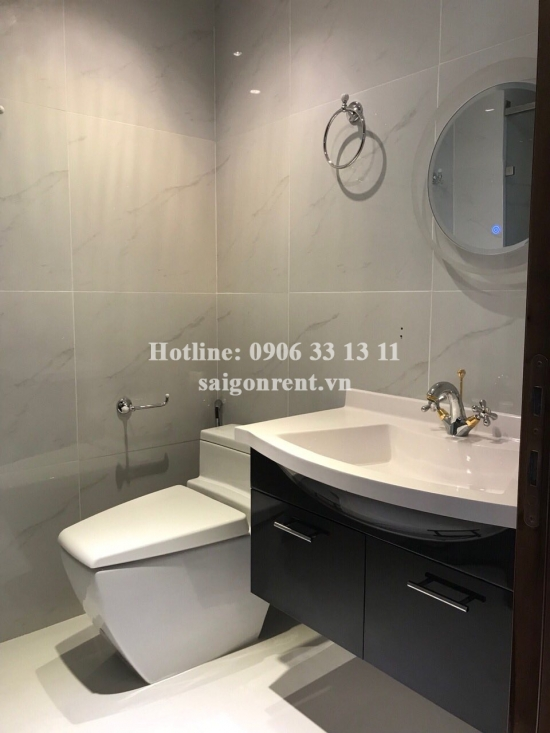 Leman Luxury building - Luxury Apartment 02 bedrooms on 20th floor for rent on Nguyen Dinh Chieu street, District 3 - 87sqm - 2000USD