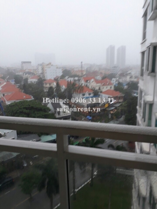 Nice apartment with 03 bedrooms with 130sqm for rent in Fideco building, Thao Dien ward, District 2 - 1000 $