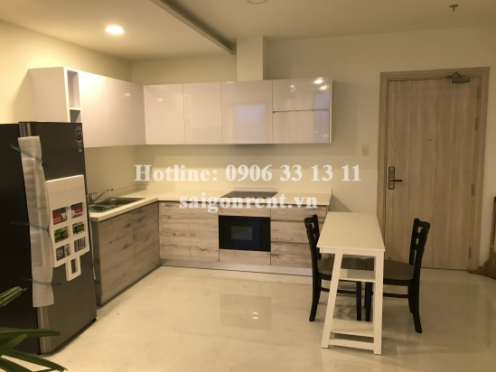 Riva Park Building - Nice apartment 02 bedrooms for rent on Nguyen Tat Thanh street, District 4 - 80sqm - 800USD