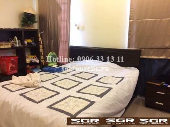 Serviced apartment 01 bedroom on 1st floor for rent on Pasteur street, District 1 - 50sqm - 850USD