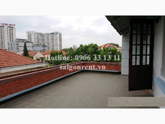 Villa 05 bedrooms unfurnished in compound for rent in Number 2 street, Tran Nao area, Binh An ward, District 2-  530sqm - 2750 USD