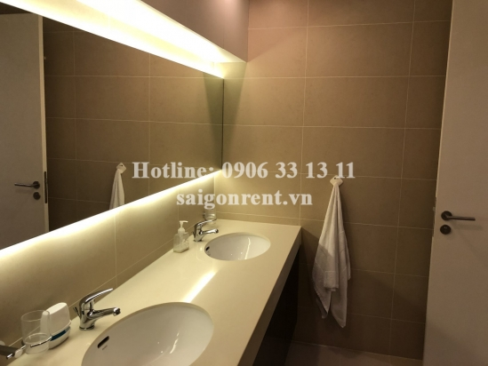 Really luxury and beautiful apartment 03 bedrooms on 28th floor for rent in Thao Dien Pearl building, Quoc Huong street, District 2 - 1800 USD