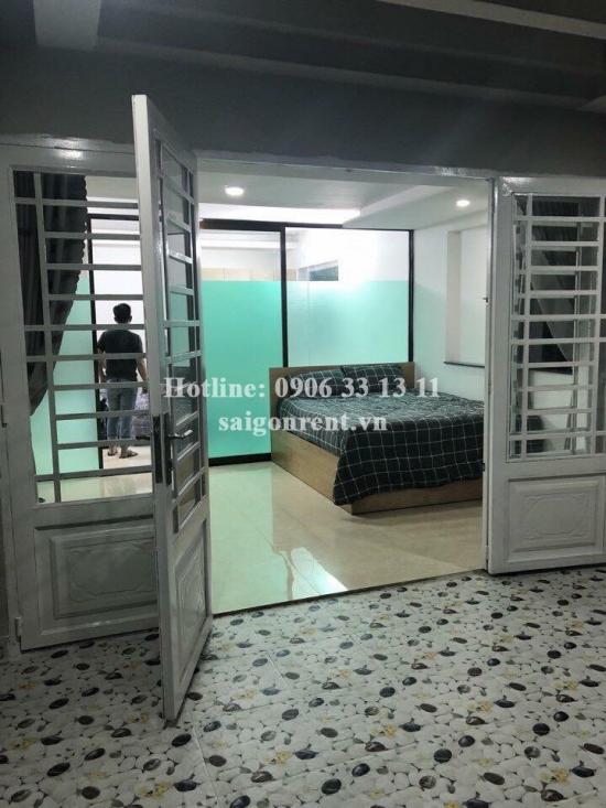 House( 4,25mx40m) on main street for sale on Tran Binh Trong street, ward 5,  Binh Thanh District - 21 Billions VND