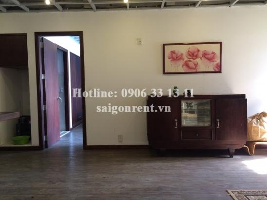Apartment 01 bedroom on 9th floor for rent on Vo Van Kiet street, District 1 - 75sqm - 530USD