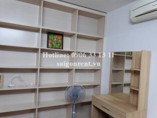 BMC building - Nice apartment 03 bedrooms for rent on Vo Van kiet street, District 1 - 96sqm - 830USD( 19 Miliions VND)