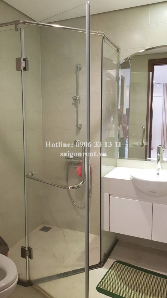 Vinhome Central Park - Apartment 01 bedroom on 07th floor for rent on Nguyen Huu Canh street - Binh Thanh District - 50sqm - 830 USD