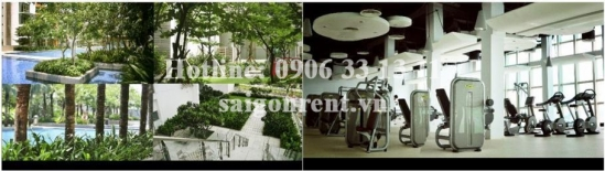 Apartment 02 bedrooms for sale on The Vista Building - Ha Noi highway - District 2 - 103sqm - 180.000 USD ( 4.1 Billions Vietnam dong)