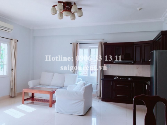 Serviced apartment 02 bedrooms for rent on Nguyen Van Huong street, District 2 - 90sqm - 800USD