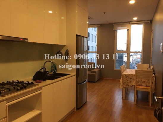 The Prince Residence Building - Apartment 01 bedroom for rent on Nguyen Van Troi street, Phu Nhuan District - 52sqm - 850USD