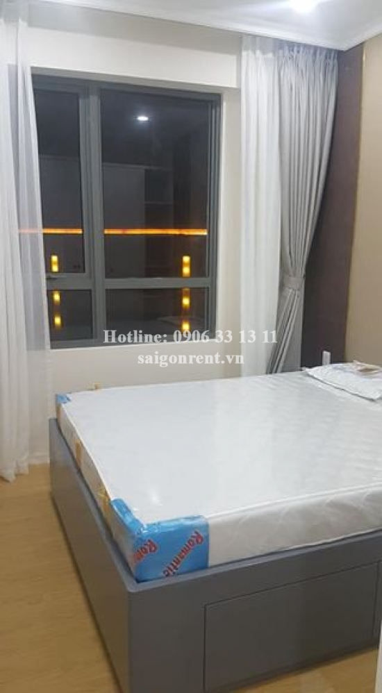 Masteri Building - Apartment 02 bedrooms on 9th floor for rent on Ha Noi highway - District 2 - 65sqm - 1000 USD