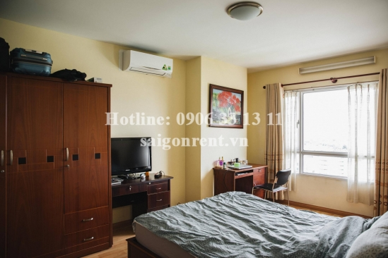 Dat Phuong Nam Building - Nice apartment 02 bedrooms for rent on Chu Van An street, Binh Thanh District - 106sqm - 530 USD( 12 Millions VND)