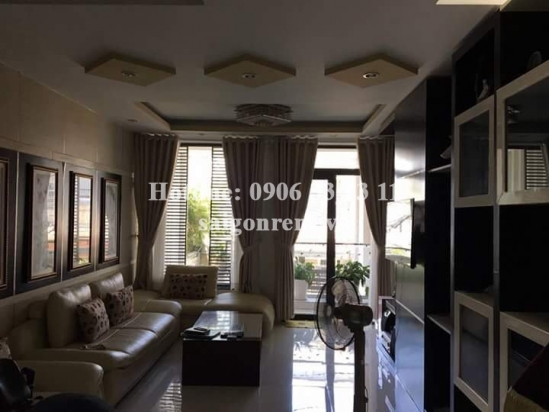 Nice House 5x 22m with 03 bedrooms for rent at the coner Number 11 street , Thao Dien ward, District 2 - 1800 USD