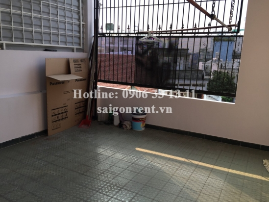 Nice serviced apartment 01 bedroom with balcony , 25sqm on Vo Thi Sau street, Tan Dinh ward, District 1- 350 USD