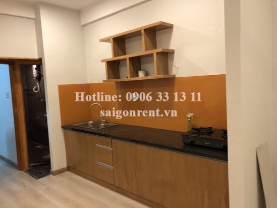 Apartment 1 bedroom, 50sqm for rent on Tran Quoc Thao street, District 3 - 550$