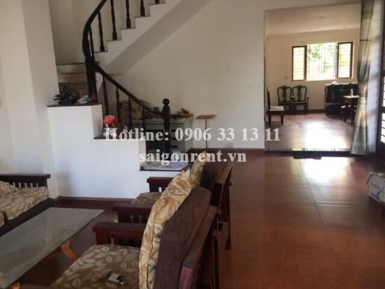 Villa 03 bedrooms for rent on Nguyen Van Huong street, District 2 - 320sqm - 2500 USD