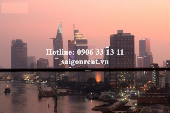 Vinhomes Golden River Building - Luxury Apartment on 18th floor with 02 bedrooms on Ton Duc Thang street, District 1- 80sqm - 1550 USD