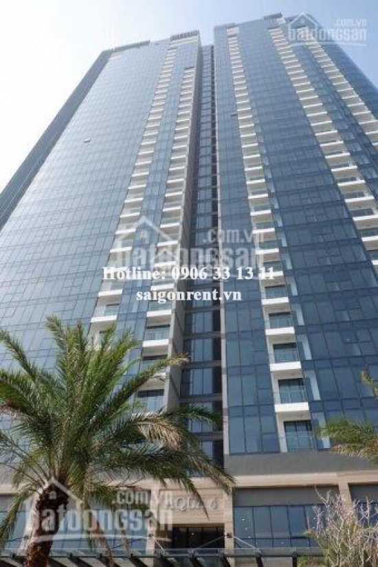 Vinhomes Gloden River Building - Nice apartment 02 bedrooms on 15th floor for rent on Ton Duc Thang Street, District 1 - 68sqm - 2000 USD