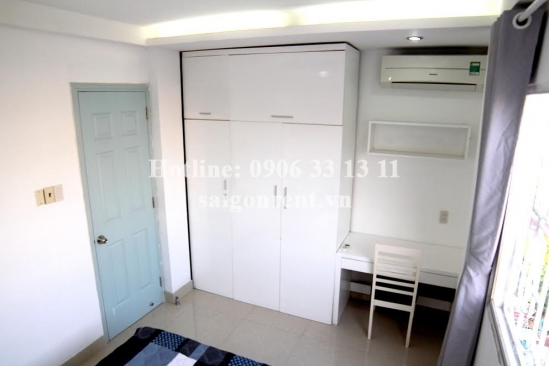 Nice serviced apartment 01 bedroom with balcony for rent on Dinh Tien Hoang street, District 1 - 65sqm - 750 USD