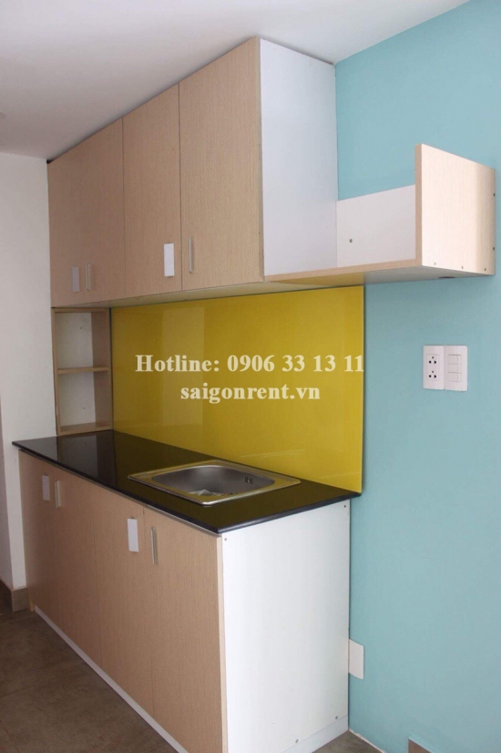 Nice serviced studio apartment 01 bedroom for rent on Hung Gia 5 street, District 7 - 50sqm - 450 USD