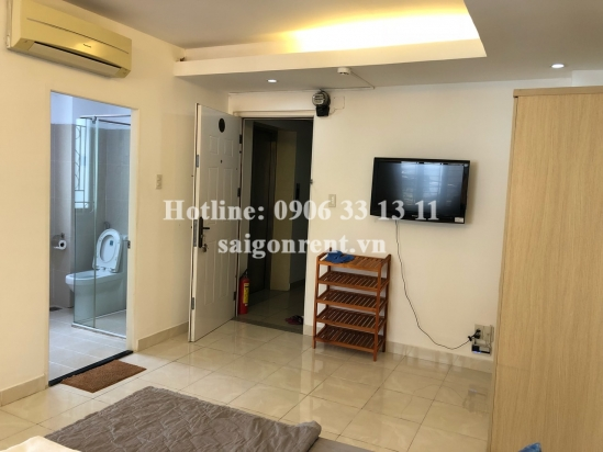 Nice studio apartment for rent on Ly Chinh Thang street, District 3 - 35sqm - 500 USD