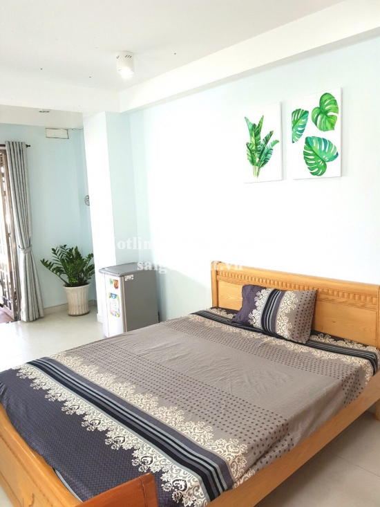 Serviced studio 01 bedroom for rent on Quoc Huong street, District 2 - 35sqm - 550 USD