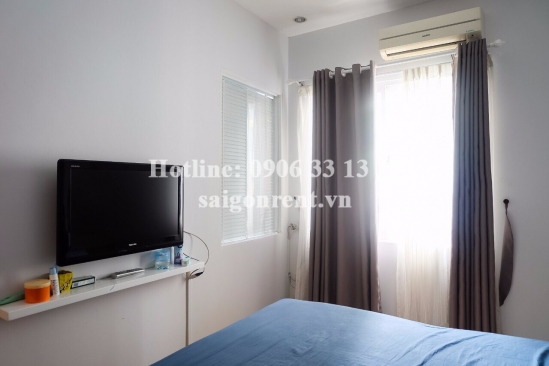 Nice serviced apartment 01 bedroom separate living room for rent on Nguyen Binh Khiem street, District 1 - 45sqm - 550 USD