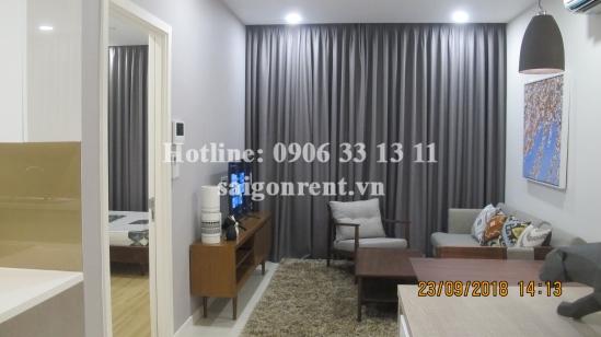 Millennium  Building - Nice Apartment 02 bedrooms for rent at 132 Ben Van Don street, District 4 - 69sqm - 1250 USD