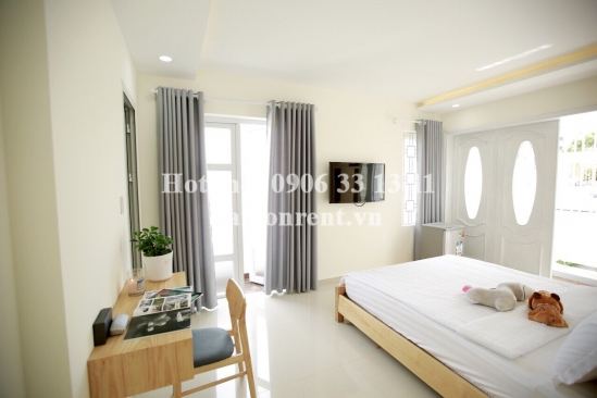 Serviced apartment 04 bedrooms for rent on Nguyen Thi Minh Khai street, Distritc 3 - 150sqm - 2000 USD