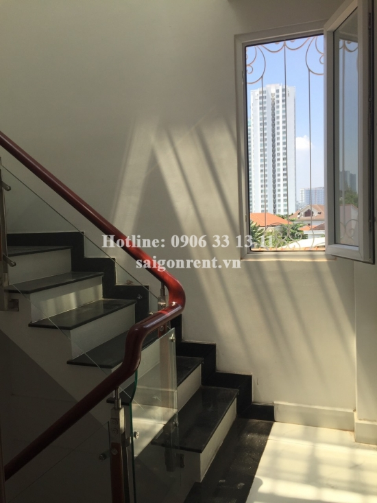 Nice house unfurniture with 04 bedrooms for rent on Quoc Huong street, Thao Dien Ward, District 2 - 160 sqm - 1200 USD