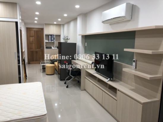 Serviced Studio apartment on ground floor for rent on Tran Dinh Xu street, District 1 - 45sqm - 700 USD
