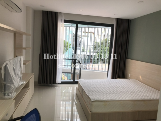 Serviced studio apartment for rent on Tran Dinh Xu street, District 1 - 45sqm - 700 USD
