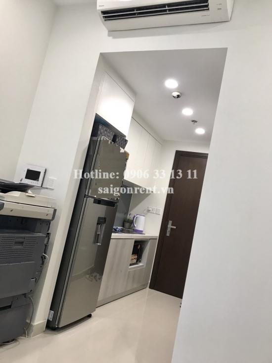 Tresor Building - Studio apartment on 4th floor for rent at 39 Ben Van Don street, District 4 - 35sqm - 780 USD