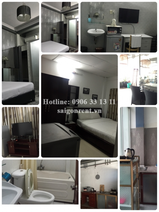 Serviced room for rent on Le Thanh Ton street, District 1 - 25sqm - 400 USD