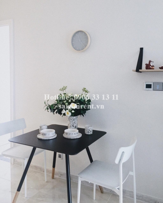 Vinhomes Golden River Building - Apartment 01 bedroom on 5th floor for rent on Ton Duc Thang street, Center of District 1 - 50sqm - 1000 USD