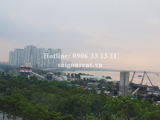 New City Thu Thiem Building - Apartment 02 bedrooms on 7th floor for rent at 17 Mai Chi Tho street, District 2 - 60sqm - 900 USD