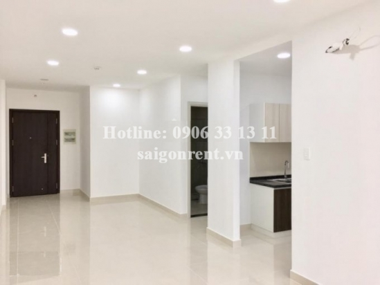 Cong Hoa garden Building - Apartment unfurniture 02 bedrooms on 12th floor for rent at 20 Cong Hoa street, Tan Binh District - 72sqm - 600 USD