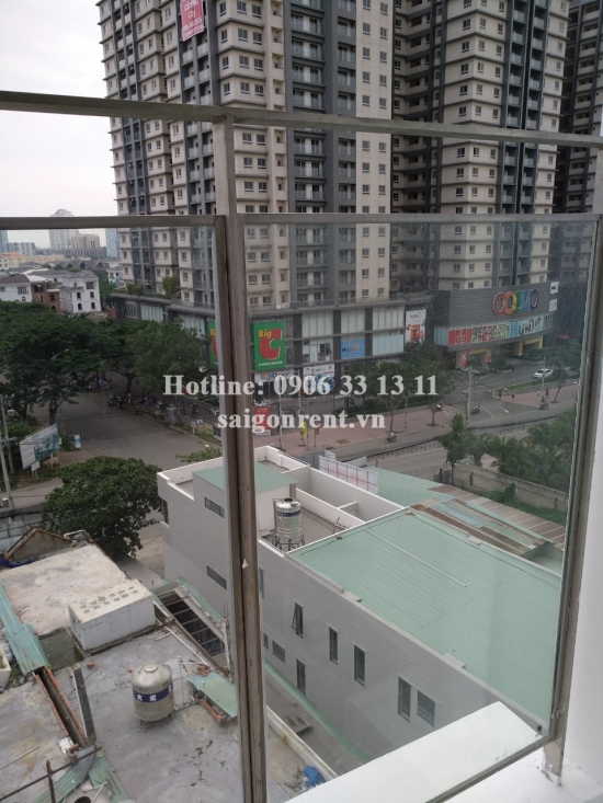 The Golden Star Building - Apartment 02 bedrooms for rent on Nguyen Thi Thap street, District 7 - 80sqm - 800 USD