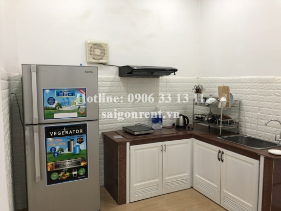 House (10mx10m) with 02 bedrooms for rent on Dien Bien Phu street, Binh Thanh District - 1200 USD