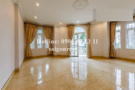 Nice villa 05 bedrooms for rent on Vo Truong Toan street, Thao Dien ward, District 2- 1200 sqm- 6800 USD