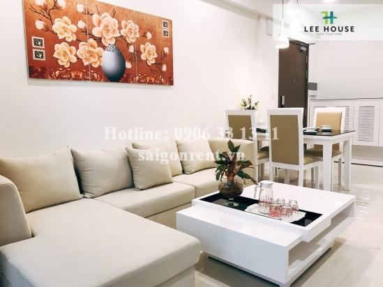 Millennium Building - Nice Apartment 02 bedrooms for rent at 132 Ben Van Don street, District 4 - 80sqm - 1200 USD
