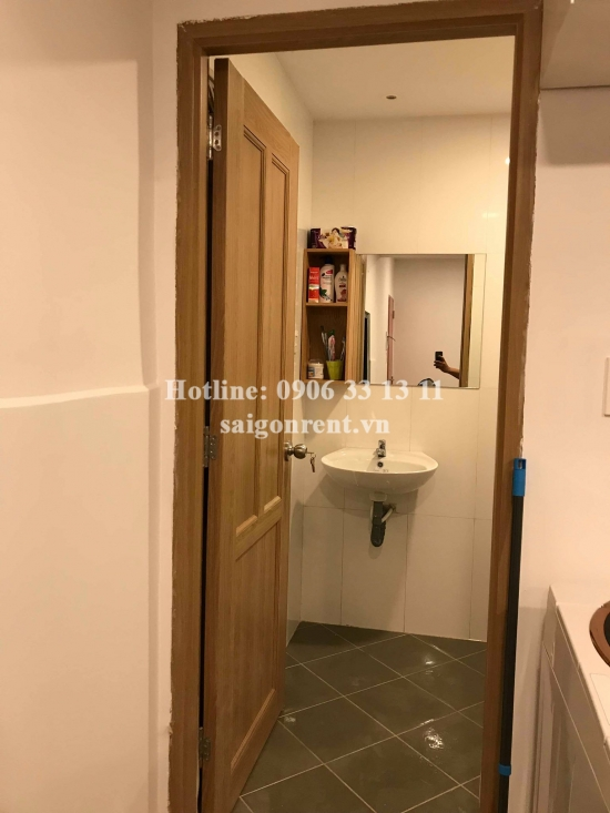 Apartment 02 bedrooms for rent on Cach Mang Thang 8 Street, District 1 - 80sqm - 1000 USD