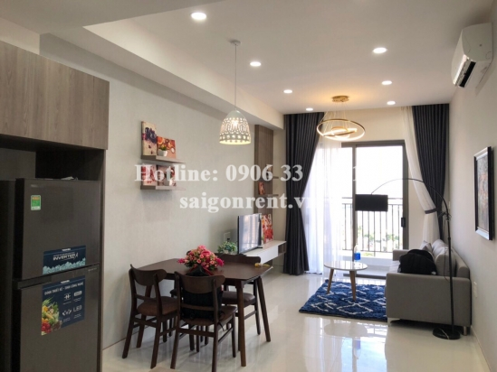 Wilton Tower building - Nice apartment 02 bedrooms on 18th floor for rent on Dien Bien Phu street, Binh Thanh District - 68sqm - 800 USD