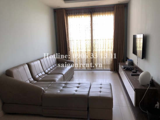Lexington Residence building - Apartment 02 bedrooms on 20th floor for rent at 67 Mai Chi Tho street - District 2 - 82sqm - 800 USD